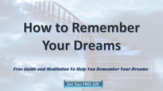 How to Remember Your Dreams Free Gift