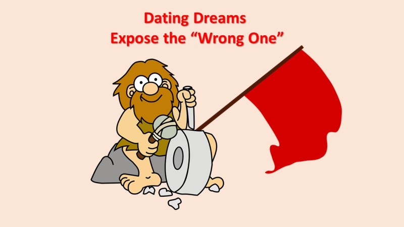 Dating Dreams Wrong One