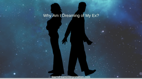 Why Am I Dreaming of My Ex?, Pamela Cummins