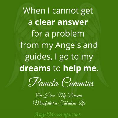 Angel Messenger Dream