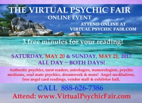 Virtual Psychic Fair