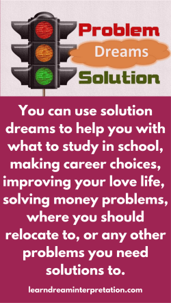 Problems Solved by Dreams