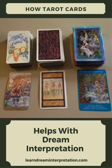 How Tarot Cards Help with Dream Interpretation