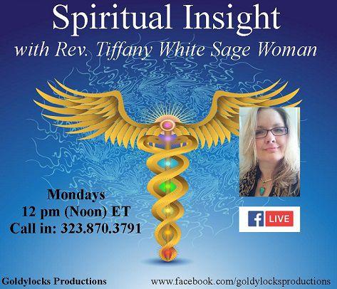 Tiffany White Sage Woman