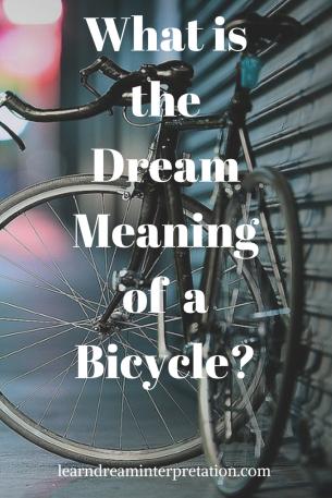Bicycle Dream Interpretation