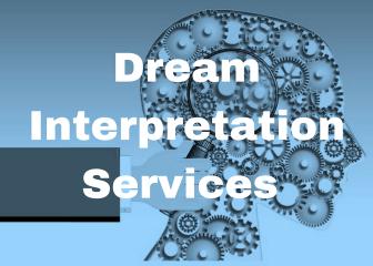 Dream Interpretation Services
