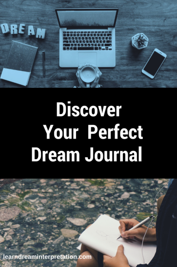 Discover Your Dream Journal