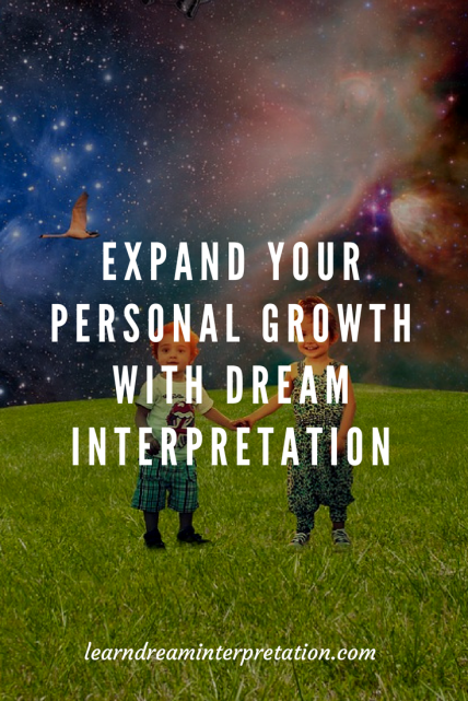 Interpreting your dreams for personal growth